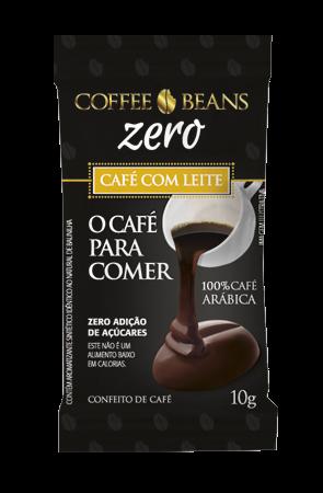 COFFEE BEANS ZERO CAPPUCCINO 10GR DP 15 UNID
